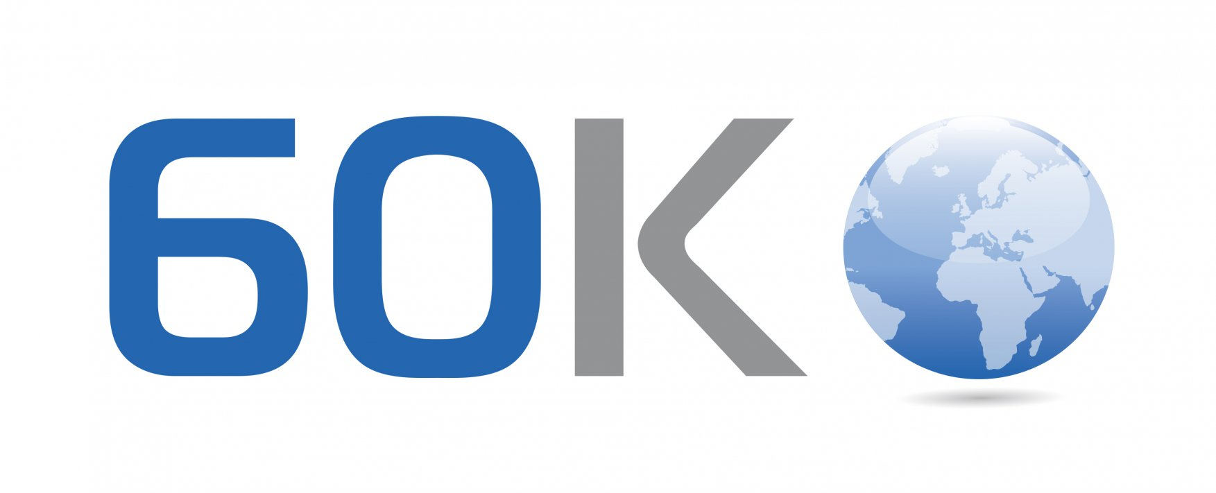 60К (Sixty K) logo