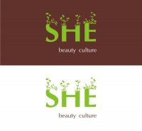 SHE Beauty Culture logo