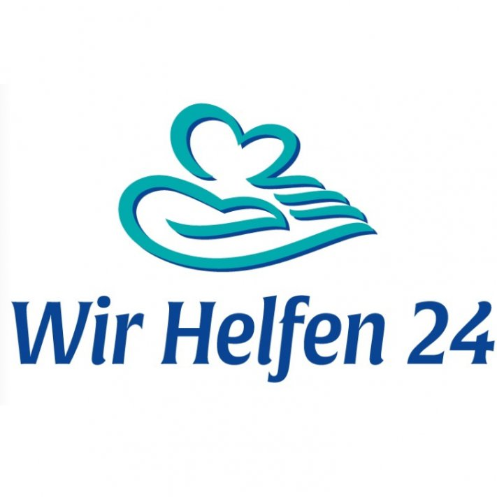 """""""Wir Helfen 24"""" Ltd. logo"""