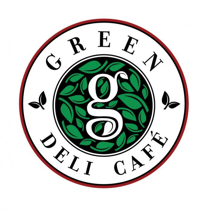 Green Deli Cafe logo