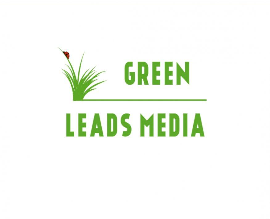 Green Leads Media logo