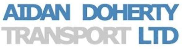 Aidan Doherty Transport Ltd logo