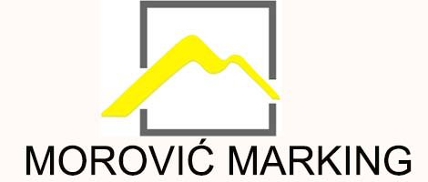 Morović marking logo