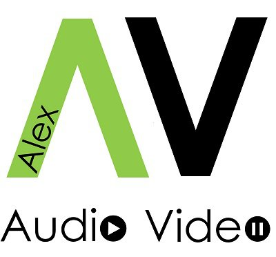 Alex Audio Video logo