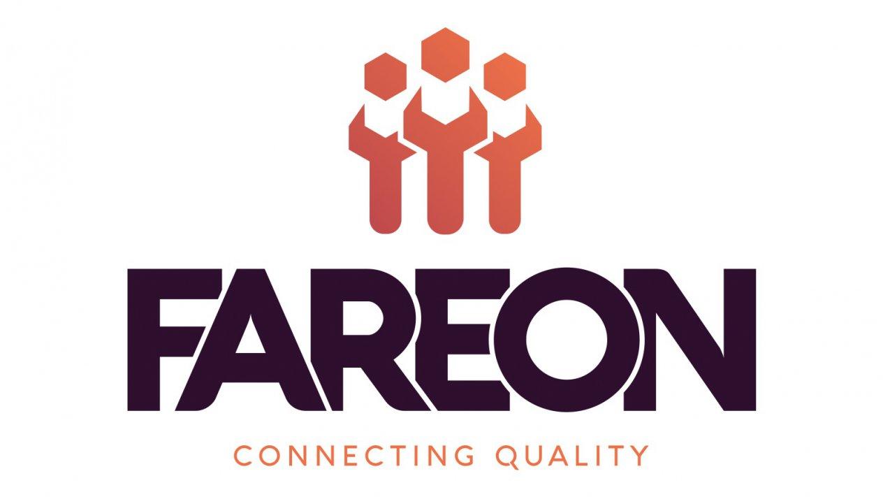 FAREON logo