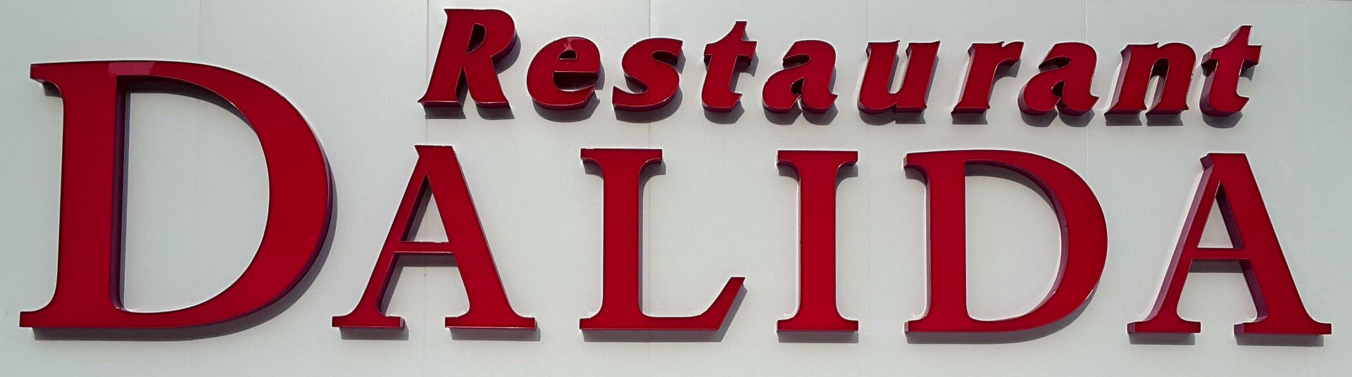 Dalida bar&dinner logo