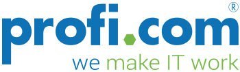 profi.com AG business solution logo