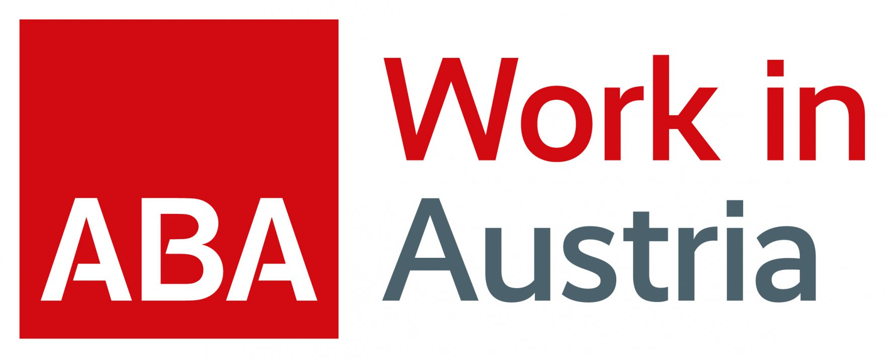 ABA - Work in Austria logo