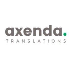 Axenda Translations logo