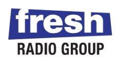 Fresh Radio Group logo